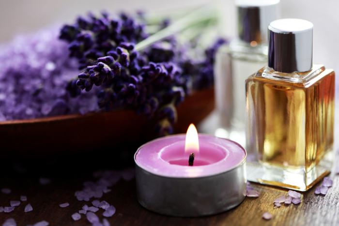 Hacer perfumes naturales