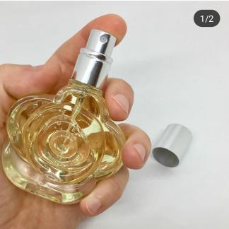 PACK Perfume botella rosa 35ml. y crema de manos